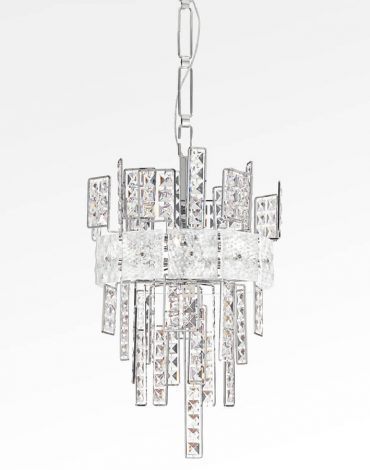 Crystalline Chandelier 493/6 水晶吊燈
